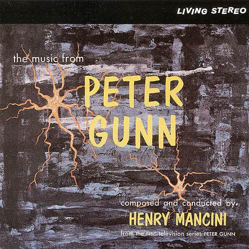 Music From Peter Gunn de Henry Mancini