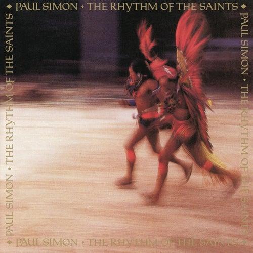 The Rhythm Of The Saints de Paul Simon