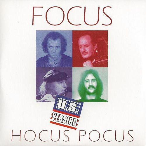 Hocus Pocus - U.S. Version by Focus