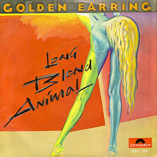 Long Blond Animal von Golden Earring