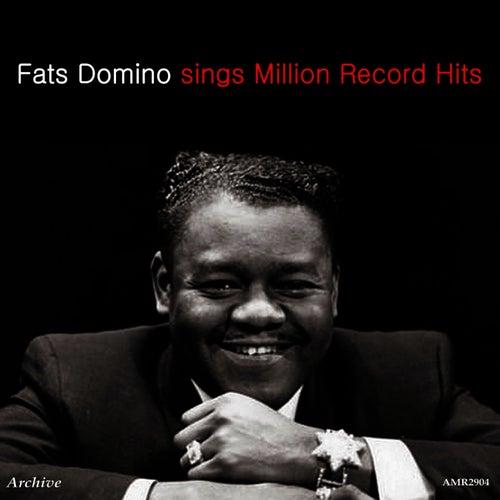 Fats Domino Sings Million Record Hits van Fats Domino