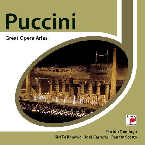 Puccini: Great Opera Arias by Plácido Domingo