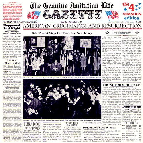 The Genuine Imitation Life Gazette von Frankie Valli & The Four Seasons