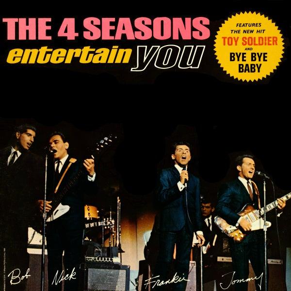Frankie Valli The Four Seasons Billboard Record: The 4 Seasons Entertain You By Frankie Valli & The Four