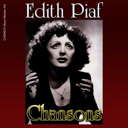 Edith Piaf - Chansons de Edith Piaf
