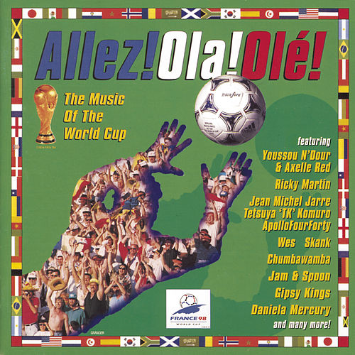 Allez! Ola! Olé! by Various Artists