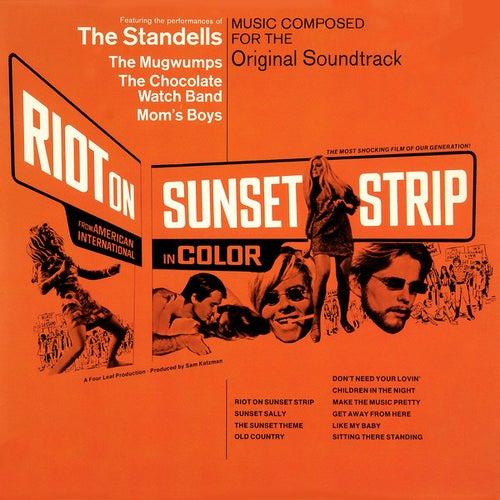 Riot On Sunset Strip de Various Artists