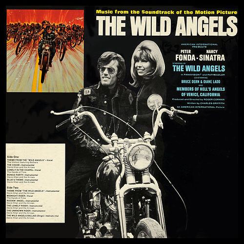 The Wild Angels von Various Artists