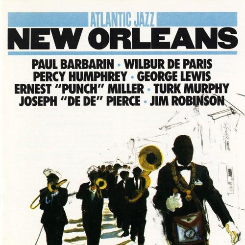 Atlantic Jazz: New Orleans von Various Artists
