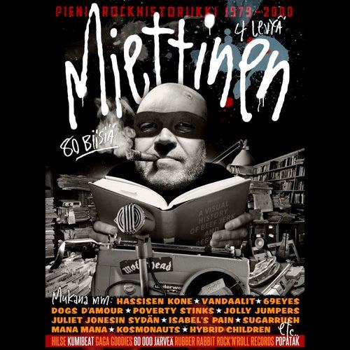 Miettinen - Pieni Rockhistoriikki 1979-2000 de Various Artists