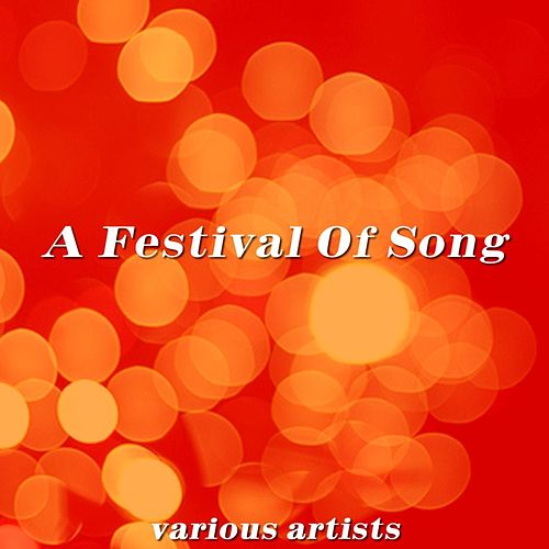 A Festival Of Song de Various Artists