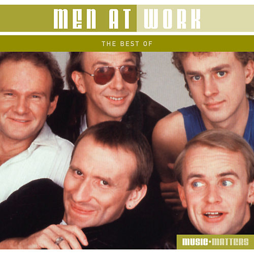 The Best Of Men At Work de Men At Work