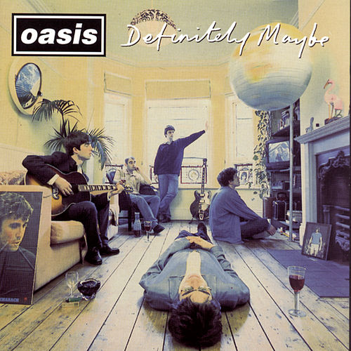 Definitely Maybe de Oasis