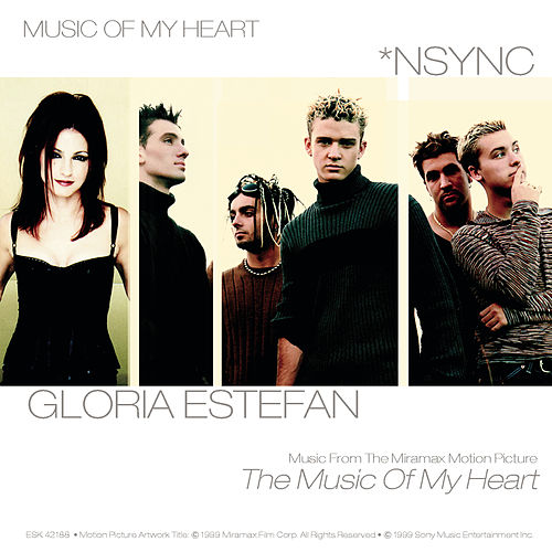 Music Of My Heart de 'NSYNC