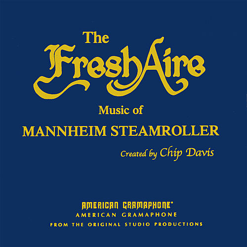 Fresh Aire Music Of Mannheim de Mannheim Steamroller