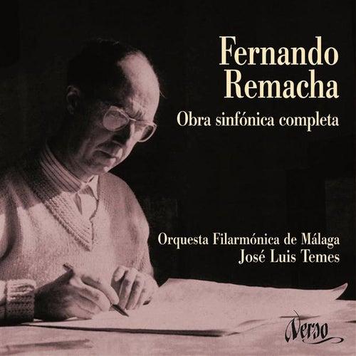 Remacha: Obra sinfónica completa de Malaga Philharmonic Orchestra