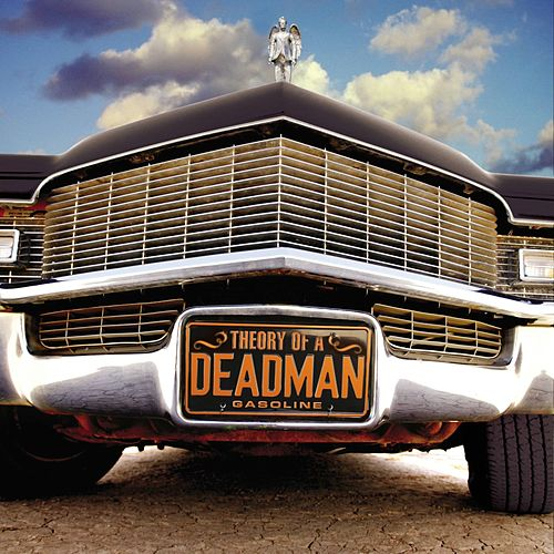 Gasoline de Theory Of A Deadman