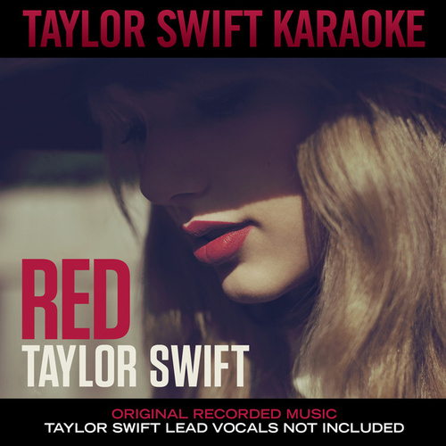 Red (Karaoke) di Taylor Swift