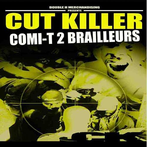 Comi-t 2 brailleurs de Various Artists