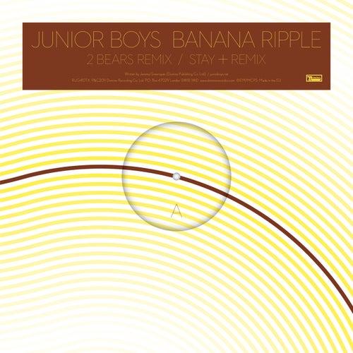 Banana Ripple (Remixes) de Junior Boys