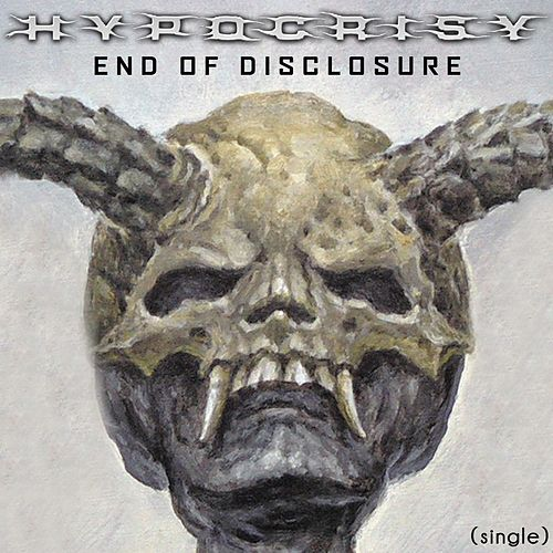 End Of Disclosure by Hypocrisy
