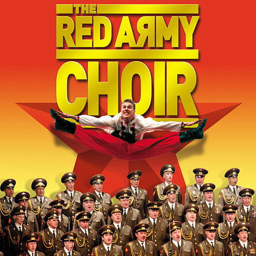 The Red Army Choir von The Red Army Choir