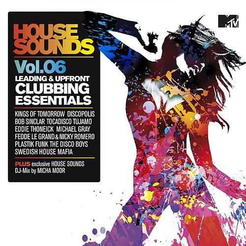 House Sounds, Vol. 6 von Various Artists