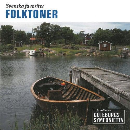 Svenska favoriter - Folktoner by Tomas Blank