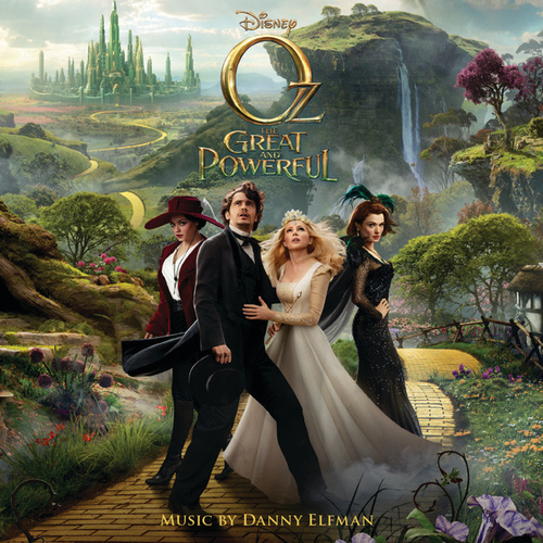 Oz the Great and Powerful von Danny Elfman