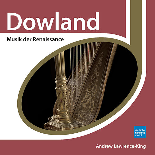 Lute Songs de Andrew Lawrence-King