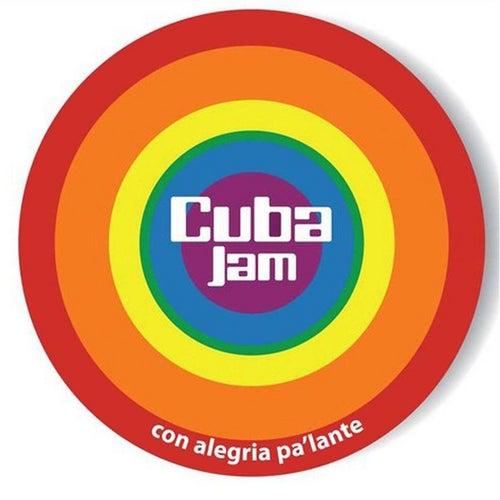 Con Alegria Pa'lante de Cuba Jam