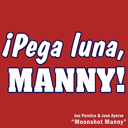Moonshot Manny by Joe Pernice