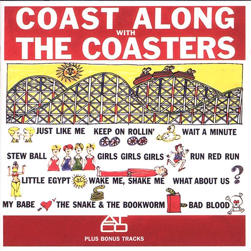 Coast Along With The Coasters by The Coasters