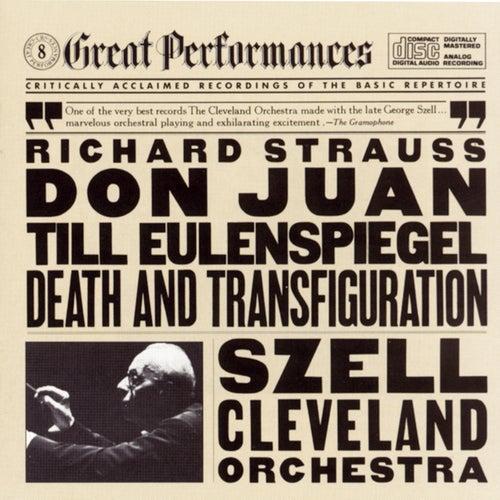Strauss: Don Juan, Till Eulenspiegels lustige Streiche & Tod und Verklärung by Cleveland Orchestra