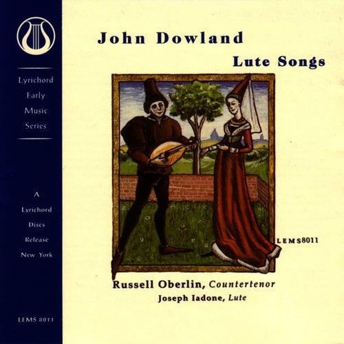 John Dowland - Lute Songs by John Dowland