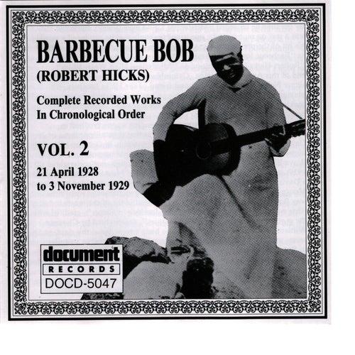 Barbecue Bob Vol. 2 (1928 - 1929) de Barbecue Bob