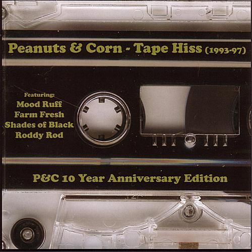Peanuts and Corn: Tape Hiss (1993-97) by Various Artists