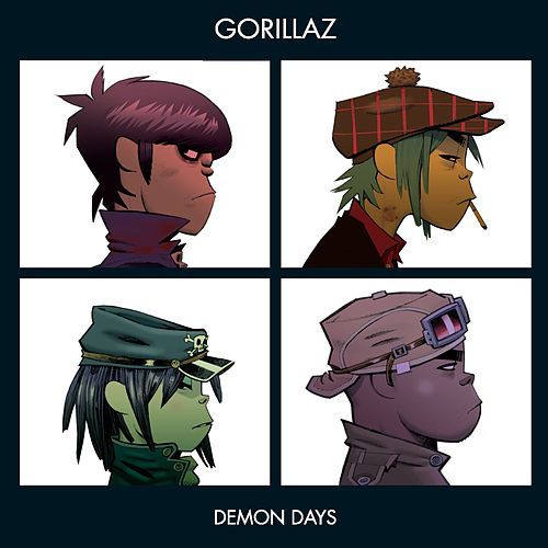 Demon Days by Gorillaz