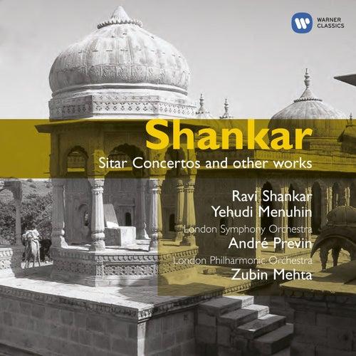 Sitar Concertos von Ravi Shankar
