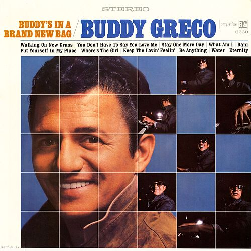 Buddy's In A Brand New Bag de Buddy Greco