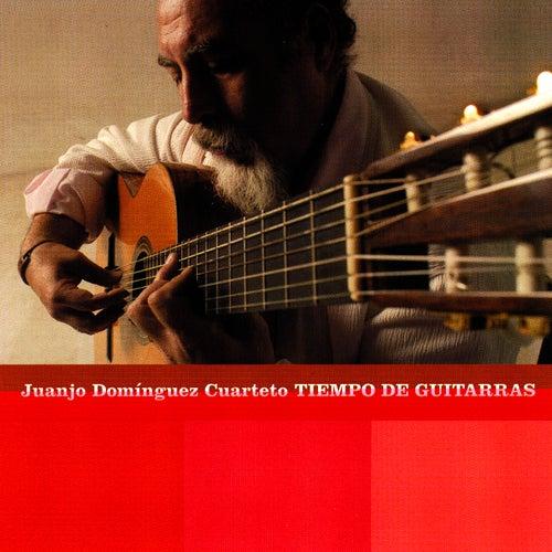 Tiempo de Guitarras de Juanjo Domínguez