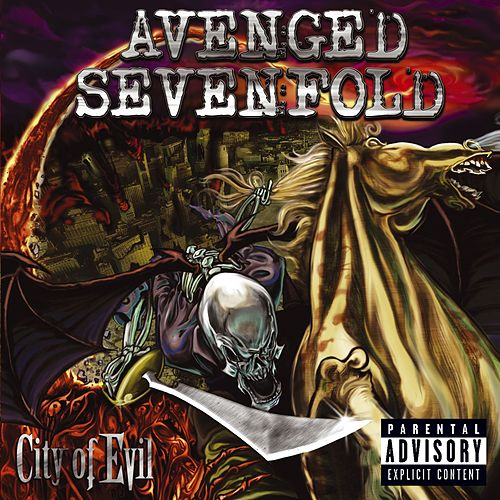 City of Evil de Avenged Sevenfold