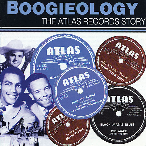 Boogieology: The Atlas Records Story by Various Artists