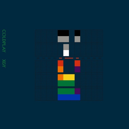 X&Y van Coldplay