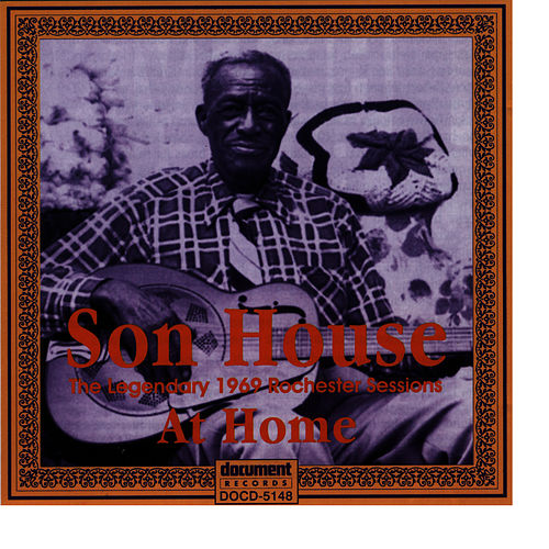 Son House - At Home - Rochester 1969 de Son House