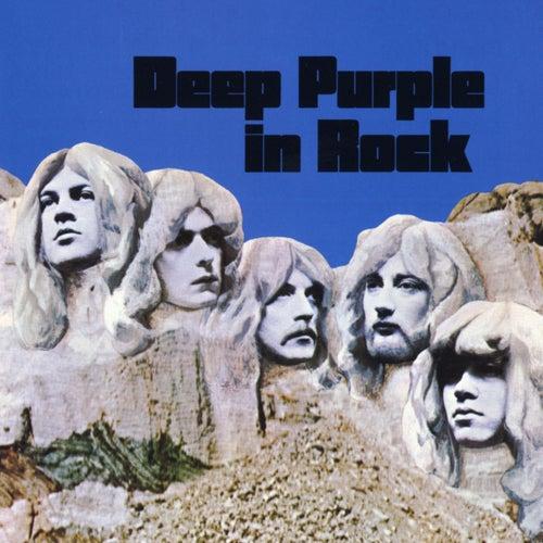 Deep Purple in Rock by Deep Purple