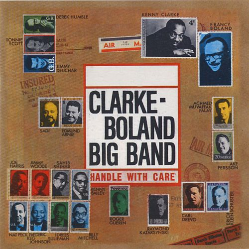Handle With Care by Clarke-boland Big Band