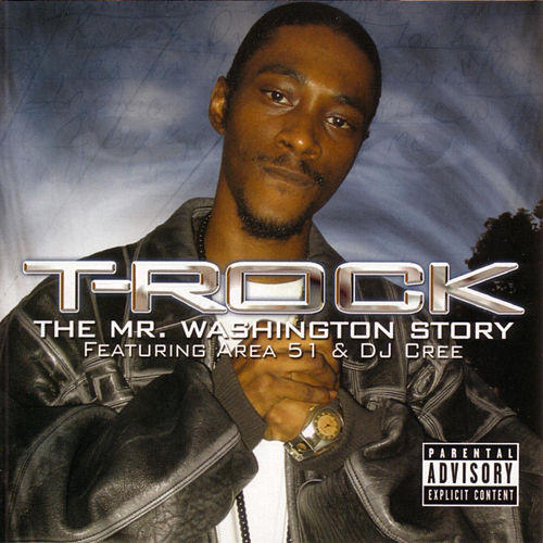 The Mr. Washington Story by T-Rock