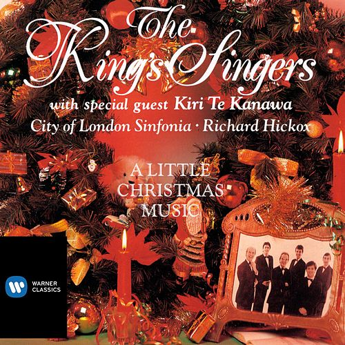 A Little Christmas Music de Richard Hickox