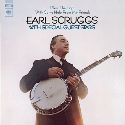 I Saw The Light With Some Help From My Friends by Earl Scruggs